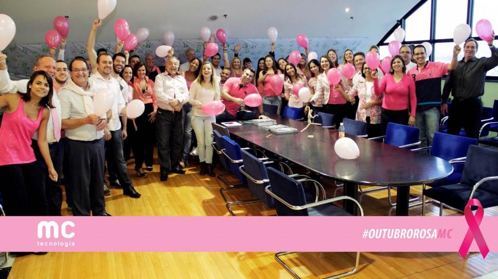 microcamp campanha outubro rosa